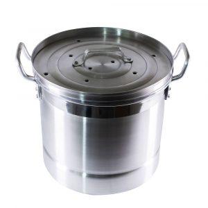 Tamalera de Aluminio